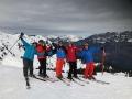 Skitag Flumserberg Männer