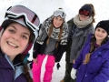 Skitag Titlis Damen