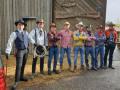 Turnfahrt Aktive zu den Cowboys